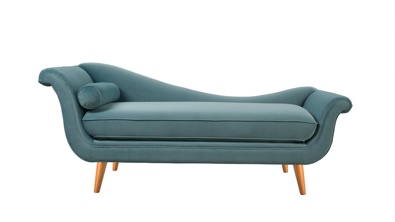 Kai Chaise Lounge, Arctic Blue