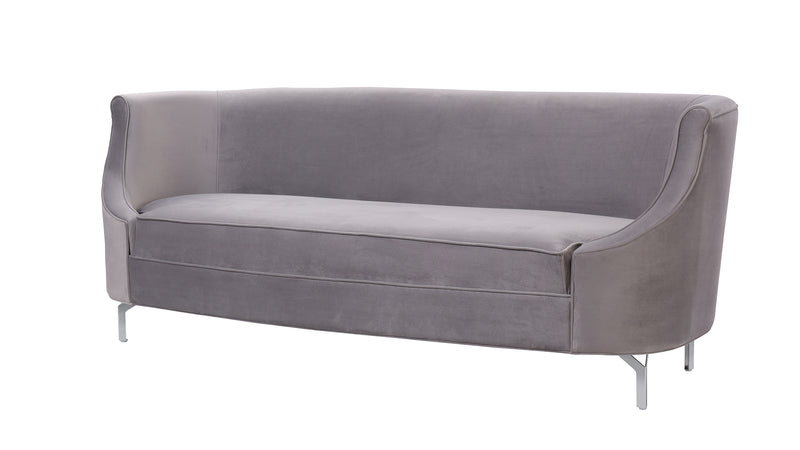 Harper Upholstered Sofa, Opal Grey
