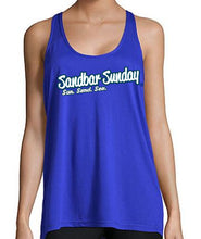 Sandbar Sunday Performance Tank - Multiple Colors