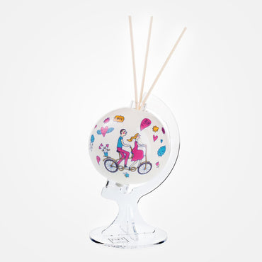 You Make Me Happy - Le Globe Amore Collection Fragrance Diffuser by Emò Italia