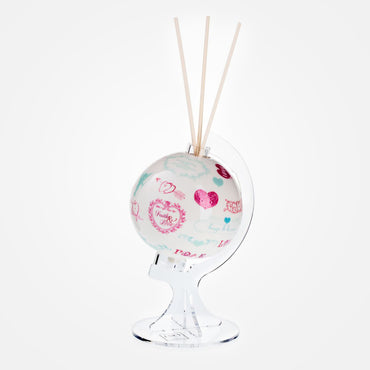 Faith and Love Perfume Diffuser - Le Globe Amore Collection by Emò Italia