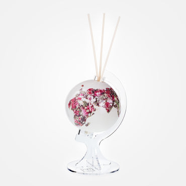 Flowered Continents Perfume Diffuser - Le Globe Amore Collection by Emò Italia