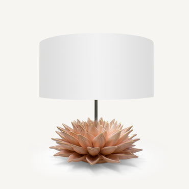 Light Pink Zen Table Lamp by Emò Italia
