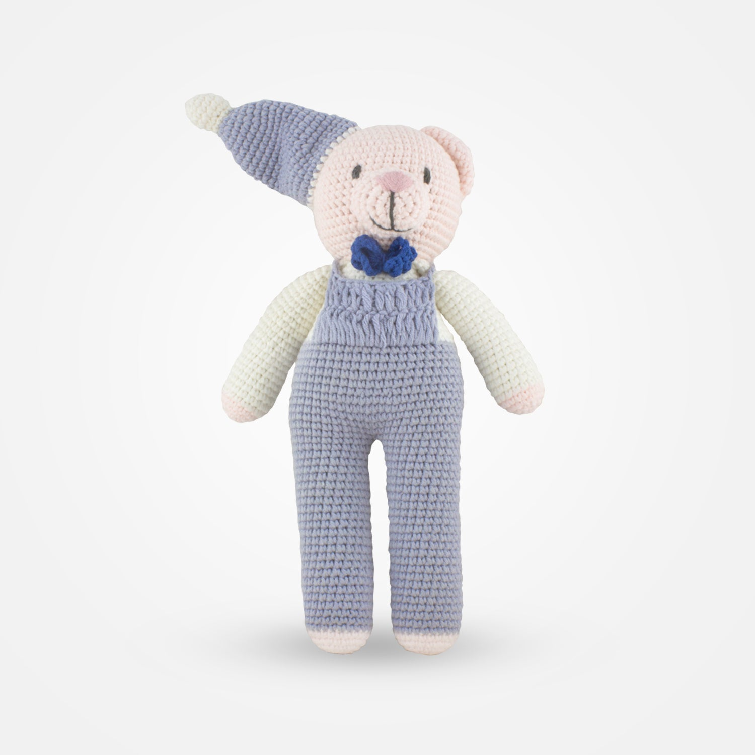 Gio - Handmade Crochet Soft Toy