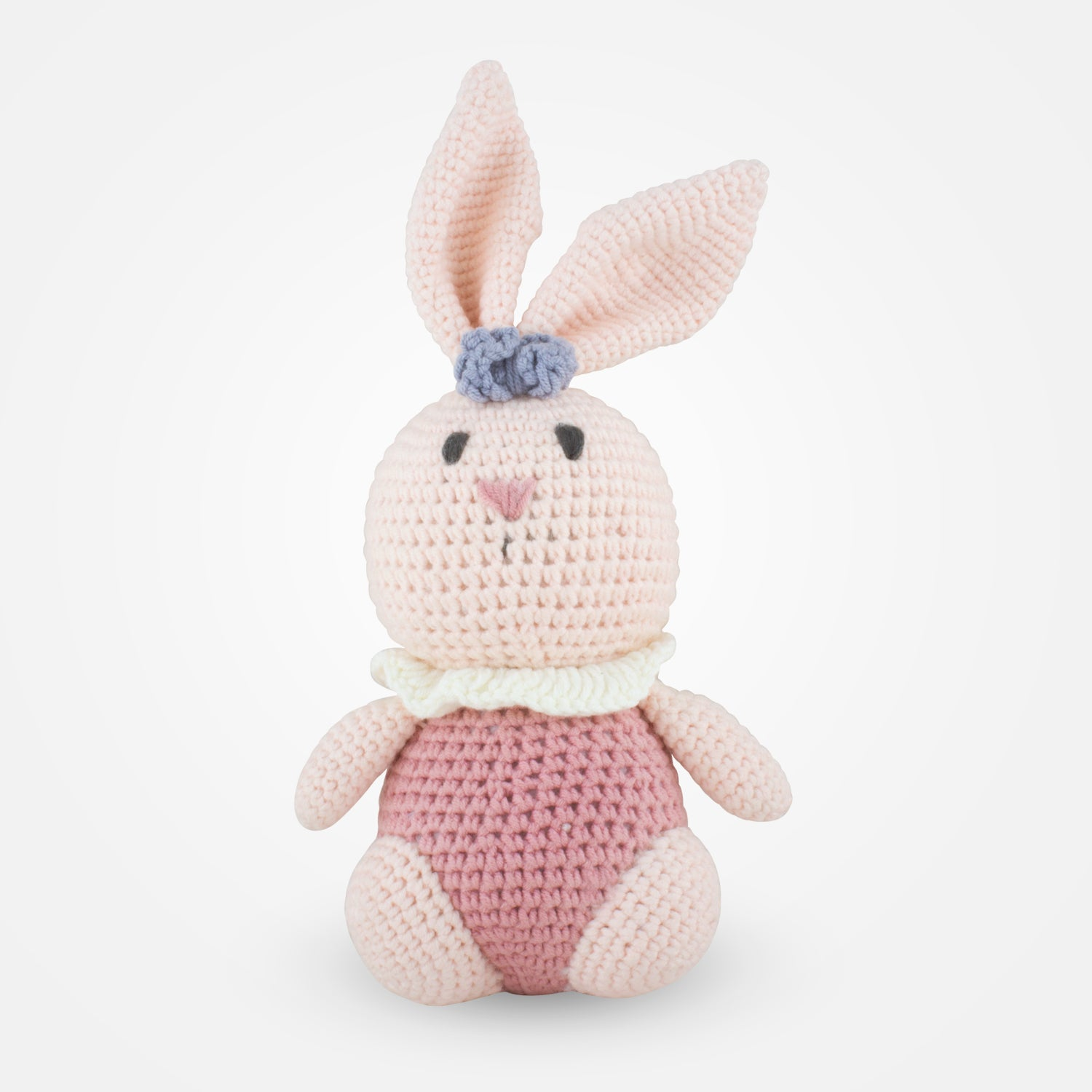 Rosey - Handmade Crochet Soft Toy