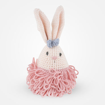 Mia - Handmade Crochet Soft Toy
