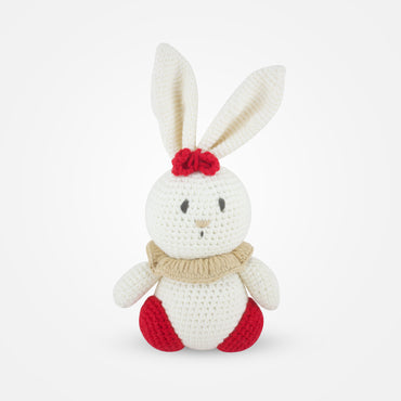 Judi - Handmade Crochet Soft Toy