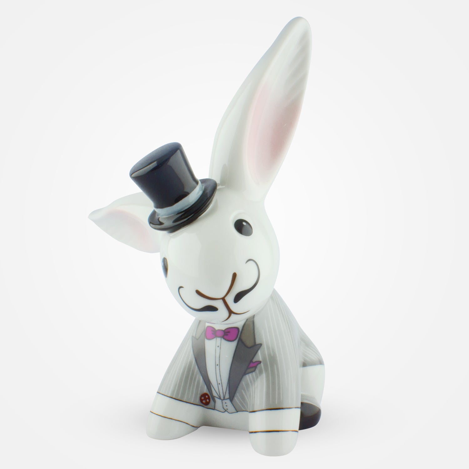 Wedding Bunny Home Decor