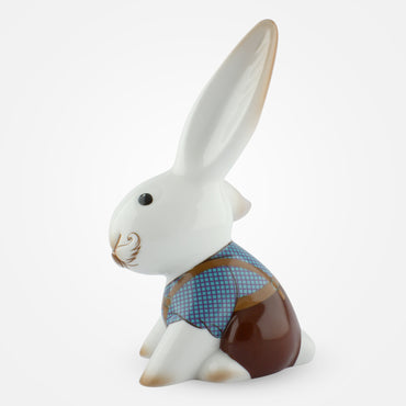 """Bavarian"" Bunny de Luxe Home Decor - Goebel"