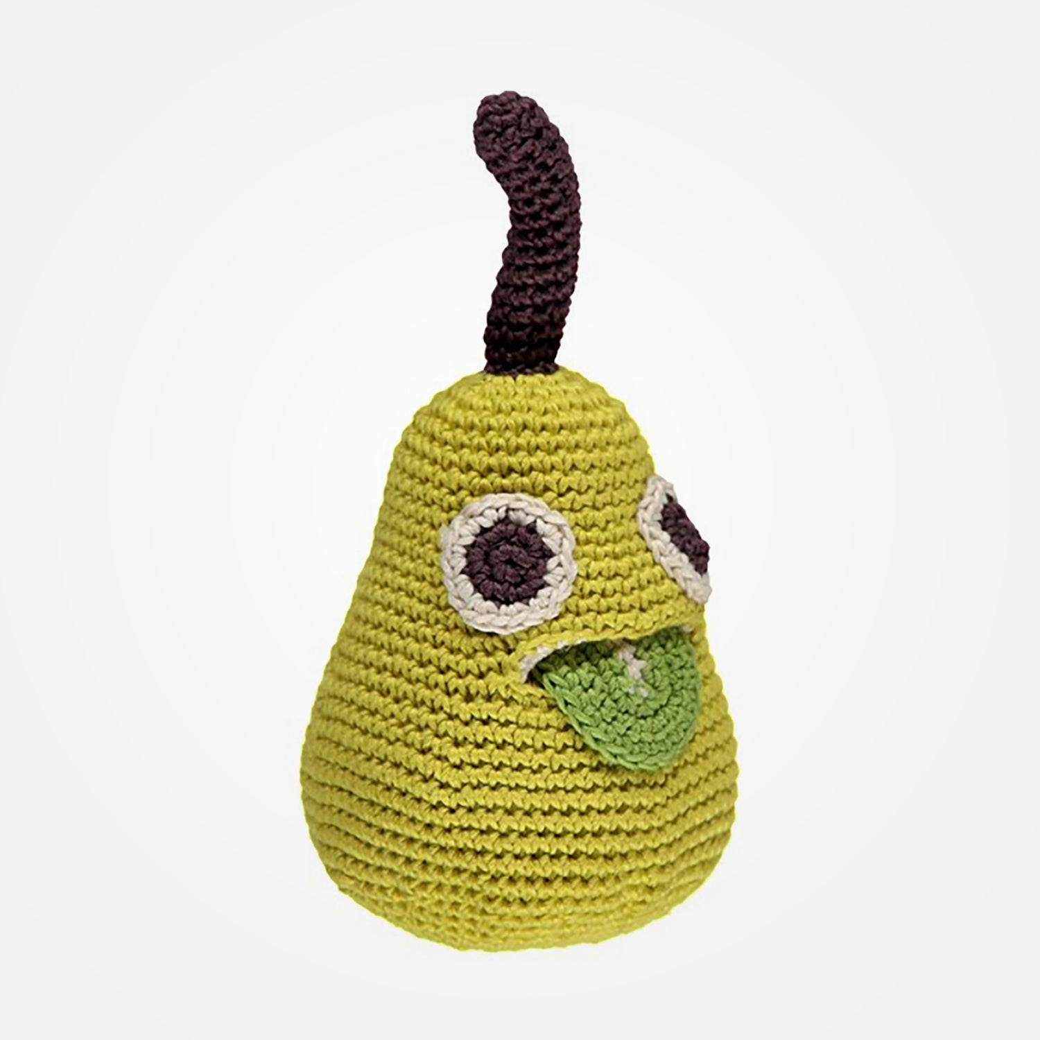 Perry The Pear - Organic Soft Toy by MyuM