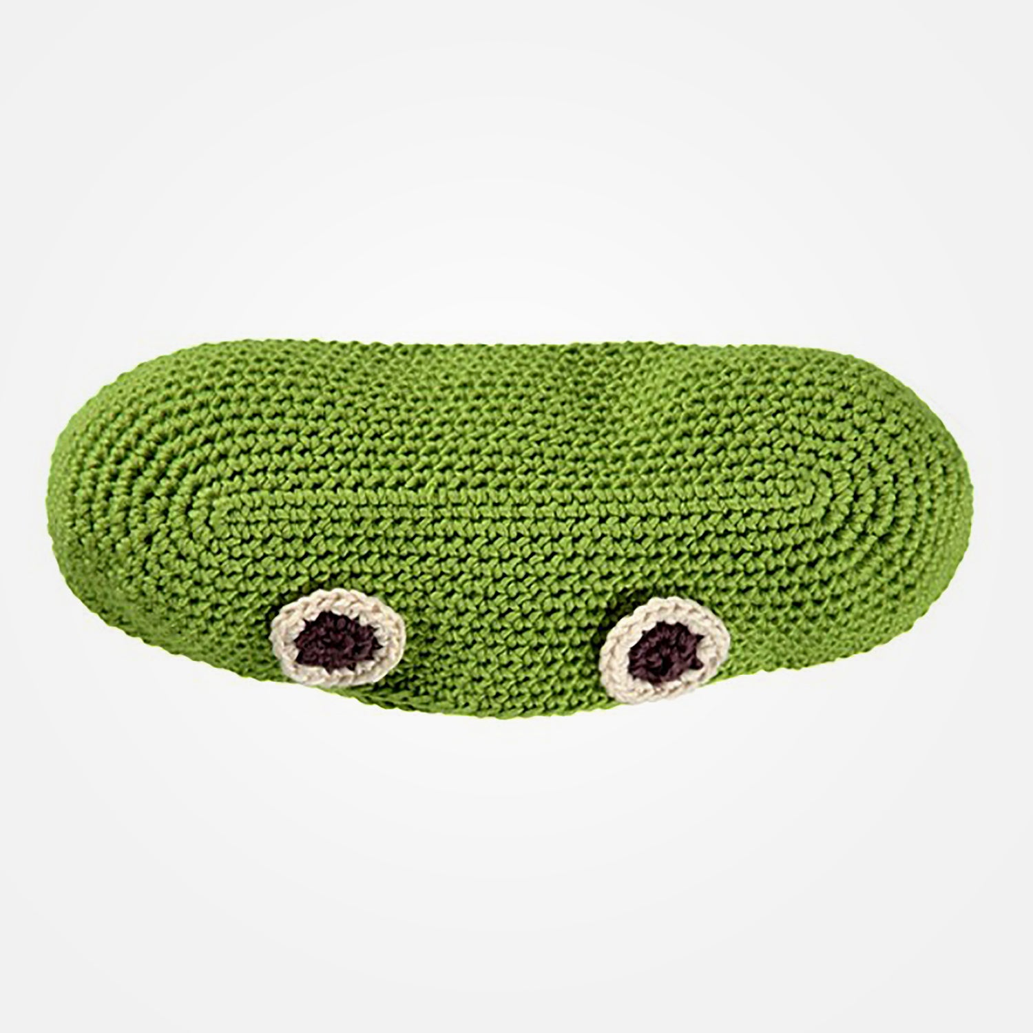 Pippa The Green Pea Pod - Organic Soft Toy by MyuM