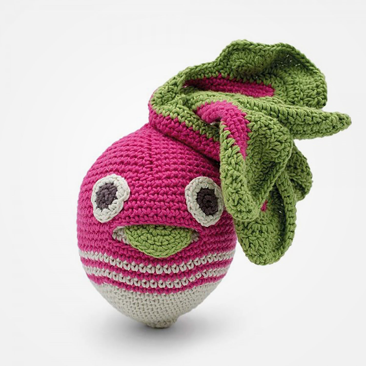 Randy The Radish - Organic Soft Toy by MyuM