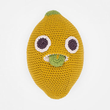 John Lemon Musical Organic Soft Toy by MyuM