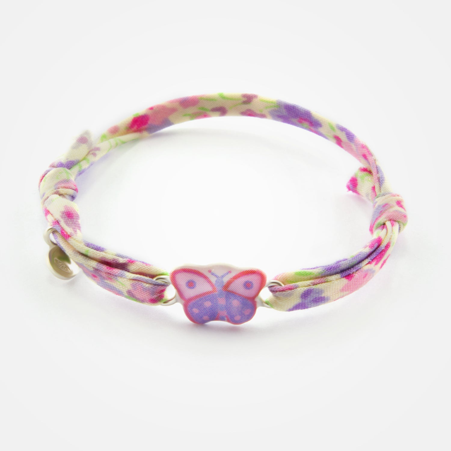 Butterfly Ribbon Bracelet Var 2 by Ribambelle