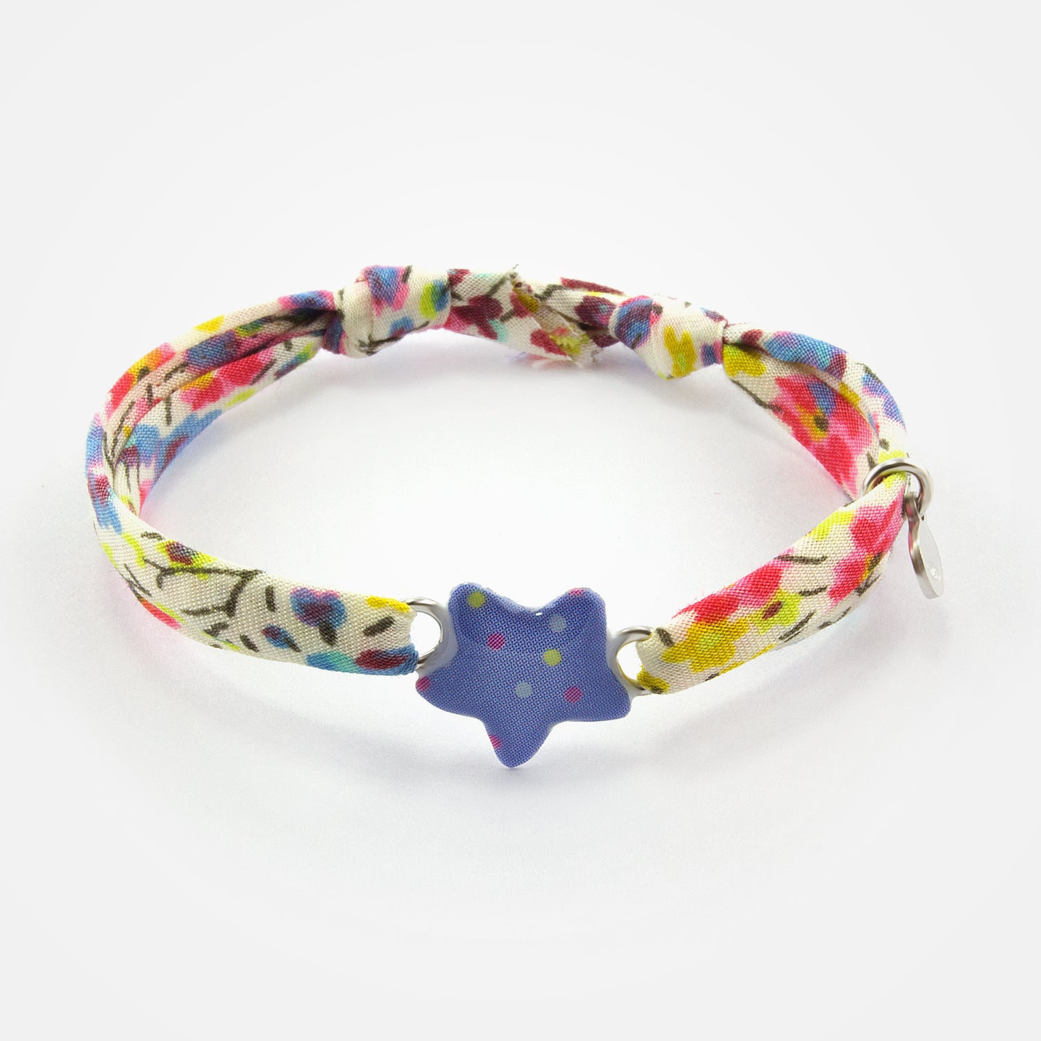 Star Ribbon Bracelet by Ribambelle