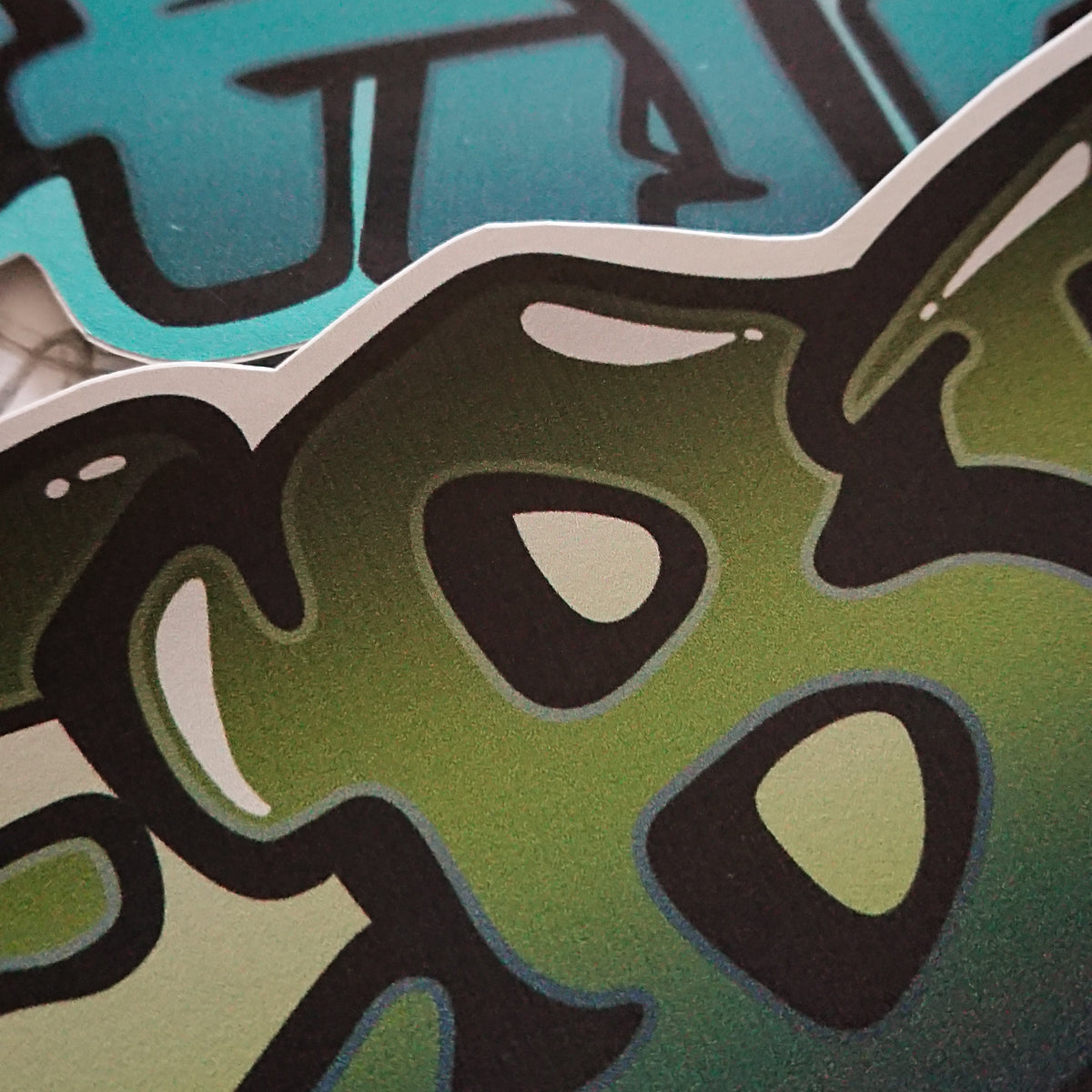 SHRED :: Sticker Collection