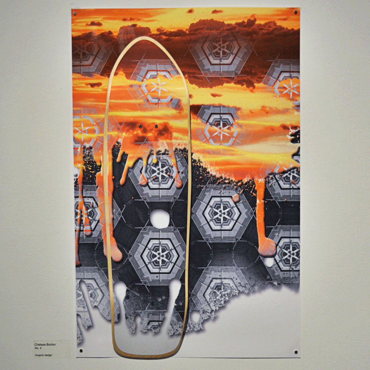 ROYALTY Skate Deck