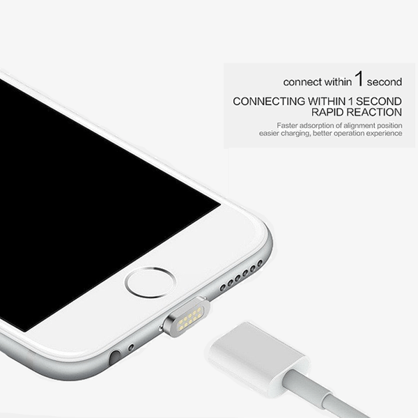 Magnetic Cable for iPhone and Android