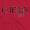 UNIVERSITY OF CLIFTON - RED