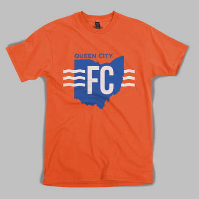 QUEEN CITY FC - ORANGE