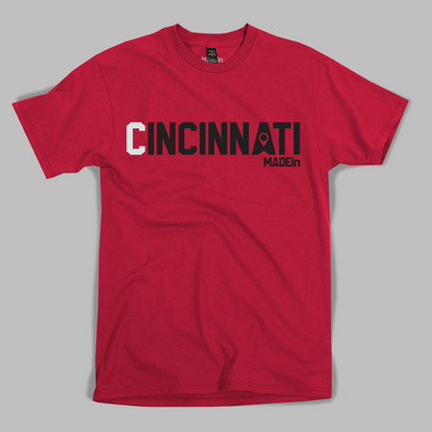 C is for CINCINNATI