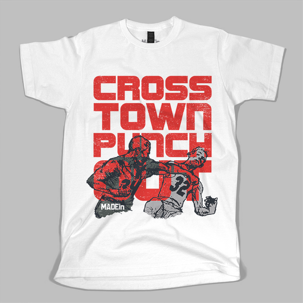 CROSS TOWN PUNCH OUT