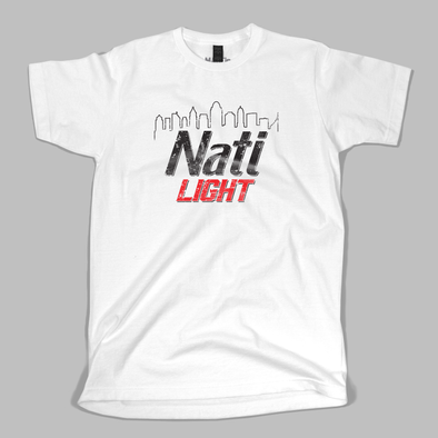 NATI LIGHT - BLACK/RED