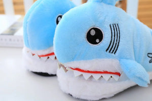 Sharky Slippers