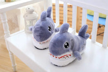 comfy cute women fashion Sharky Slippers