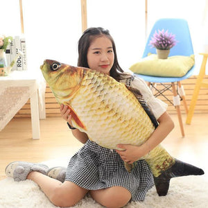 Stuffed Fish  Pillow for Kids