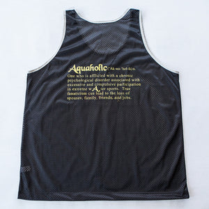 Aquaholic Men's Rasta Tanktop