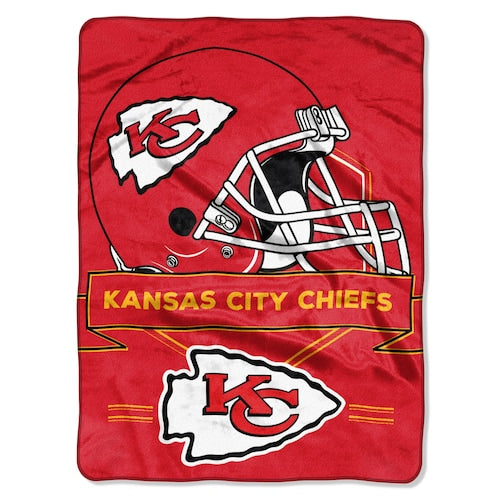Blanket 60x80 NFL Kansas City Chiefs - Prestige