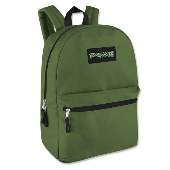 Backpack Trailmaker Classic 17 Inch Green