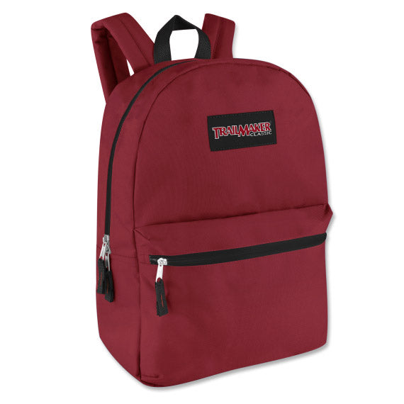 Backpack Trailmaker Classic 17 Inch Red