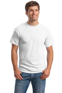 T-Shirt Adult 2XL- Plain White