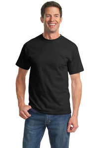T-Shirt Adult 3XL- Plain Black