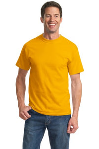 T-Shirt: Adult M: Plain: Gold