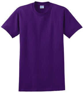 T-Shirt: Youth S: Plain: Purple