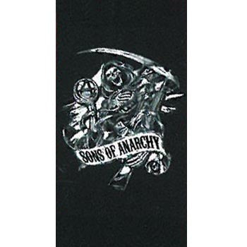 Beach Towel- Sons Of Anarchy - Reaper 1408