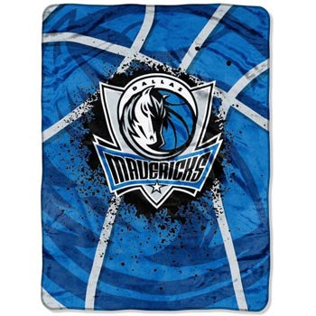 Blanket 60x80 NBA Dallas Mavericks- Shadow Play