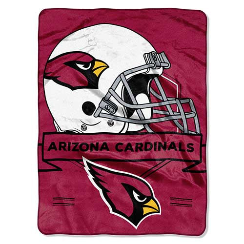 Blanket 60x80 NFL Arizona Cardinals- Prestige