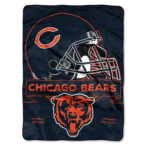 Blanket 60x80 NFL Chicago Bears Prestige