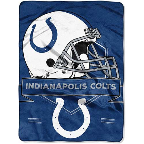 Blanket 60x80 NFL Indianapolis Colts - Prestige