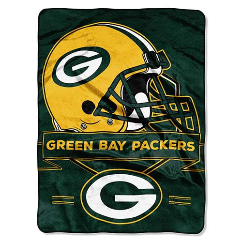 Blanket 60x80 NFL Green Bay Packers - Prestige