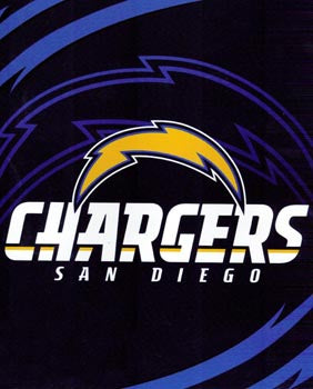 Blanket King  NFL- San Diego Chargers