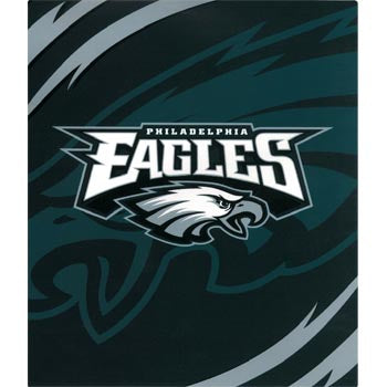 Blanket Queen NFL- Philadelphia Eagles