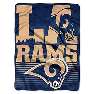Blanket 60x80 NFL Los Angeles Rams
