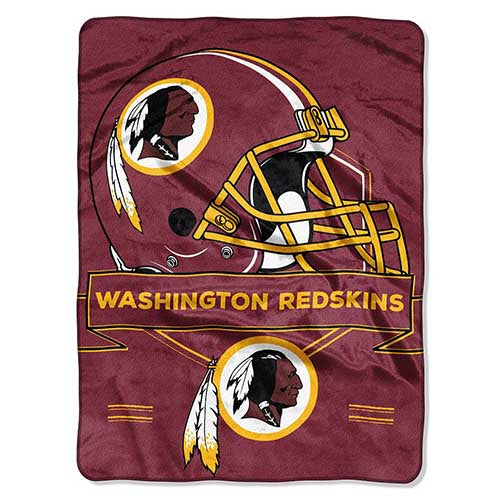 Blanket 60x80 NFL Washington Redskins - Prestige