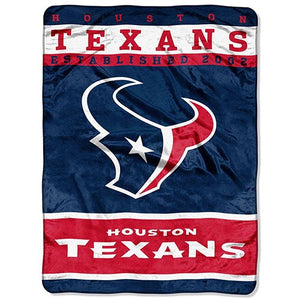 Blanket 60x80 NFL Houston Texans 12th Man