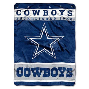 Blanket 60x80 NFL Dallas Cowboys - 12th Man